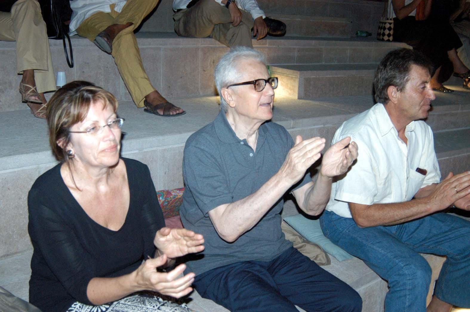 Lello_Baldini_nell-agosto_2003_al_Teatro_Aperto_di_Poggio_Berni_Foto_di_Venanzio_Raggi