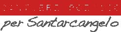 Cantiere poetico per Santarcangelo / logo